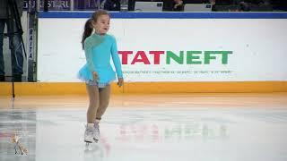 Килина Алёна, 5 лет, Юный фигурист