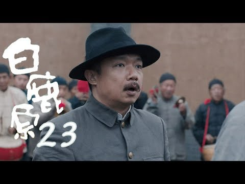 白鹿原 | White Deer 23【DVD版】(張嘉譯、秦海璐、何冰等主演)