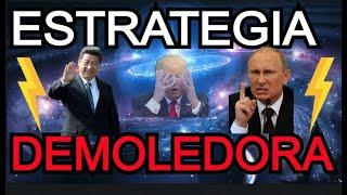 RUSIA y CHINA  FRENAN   a  EEUU   NO LO ESPERABAN!