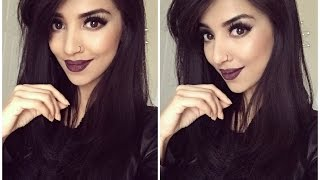 TUTORIAL | Gothic/Punk Makeup Look