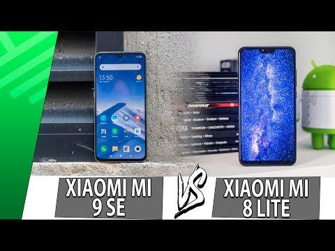 Xiaomi Mi 9 SE VS Xiaomi Mi 8 Lite | Enfrentamiento | Top Pulso