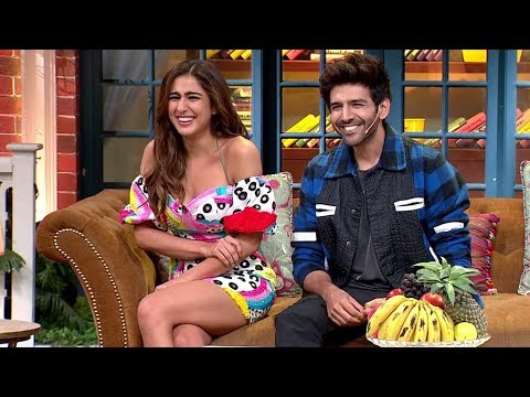 The Kapil Sharma Show - Movie Love Aaj Kal Episode Uncensored | Kartik Aaryan, Sara Ali Khan