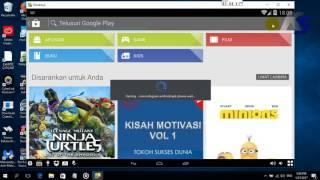 Emulator Android for PC, Terbaik Dan paling ringan