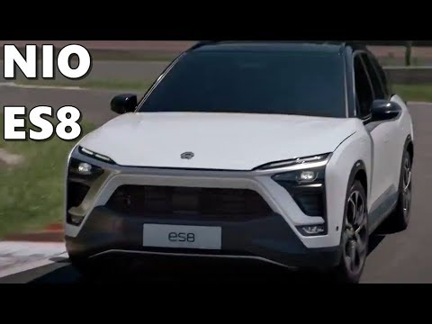 7 Seater Suv 2017 >> NIO ES8 Electric SUV - Testing & Development - YouTube