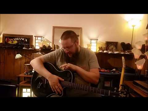 Fishman Presys Acoustic Guitar Preamp Review & Demonstration (phone Audio)