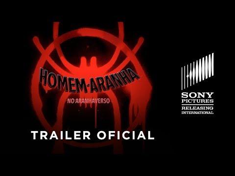 Homem-Aranha no Aranhaverso  Teaser Trailer  Dezembro de 2018 nos cinemas