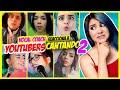 YOUTUBERS CANTANDO 2 (Kenia Os, JD Pantoja, Sofía Castro, etc) | VOCAL COACH REACCIONA | Gret Rocha