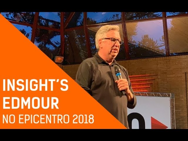 Insight's do Edmour no Epicentro 2018