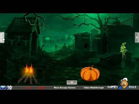 mysterious halloween escape walkthrough games2rule