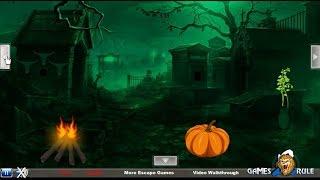 Mysterious Halloween Escape Walkthrough Games2rule.