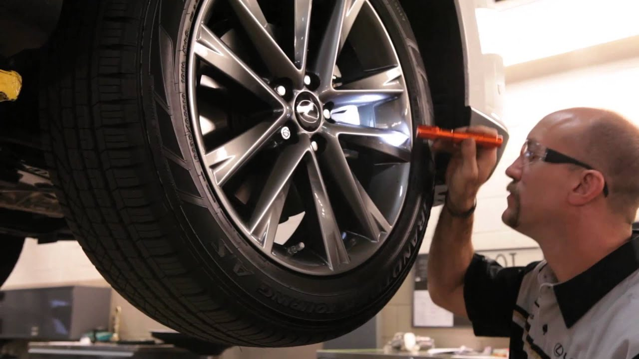 Lexus Service In Plano, TX And Grapevine, TX At Park Place Lexus