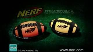 Hasbro/Nerf - Weather Blitz Football (2005, USA)