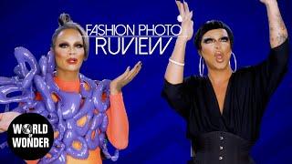 FASHION PHOTO RUVIEW: RuPaul's Drag Race UK Series 1 Episode 4