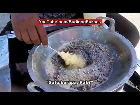 Surabaya Street Food - Sate Telur Gulung Jajan Anak SD