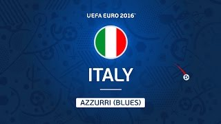 Italy at UEFA EURO 2016 in 30 seconds