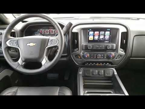2018 Chevrolet Silverado 3500HD Pueblo CO KF192385A