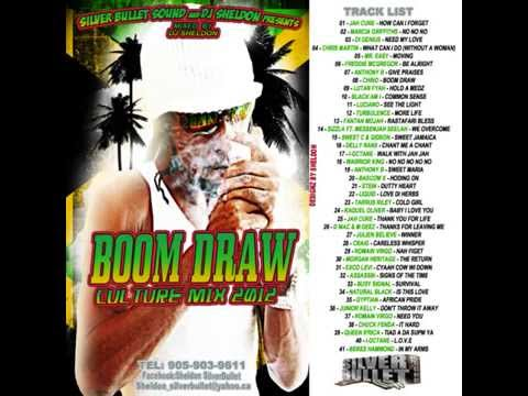 SILVER BULLET SOUND - BOOM DRAW CULTURE MIX 2012 (BRAND NEW)