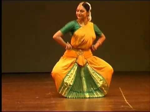 Ravishankar's Tarana in Bharata Natyam by Rama Vaidyanathan