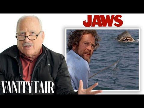Richard Dreyfuss Breaks Down His Career | Vanity Fair