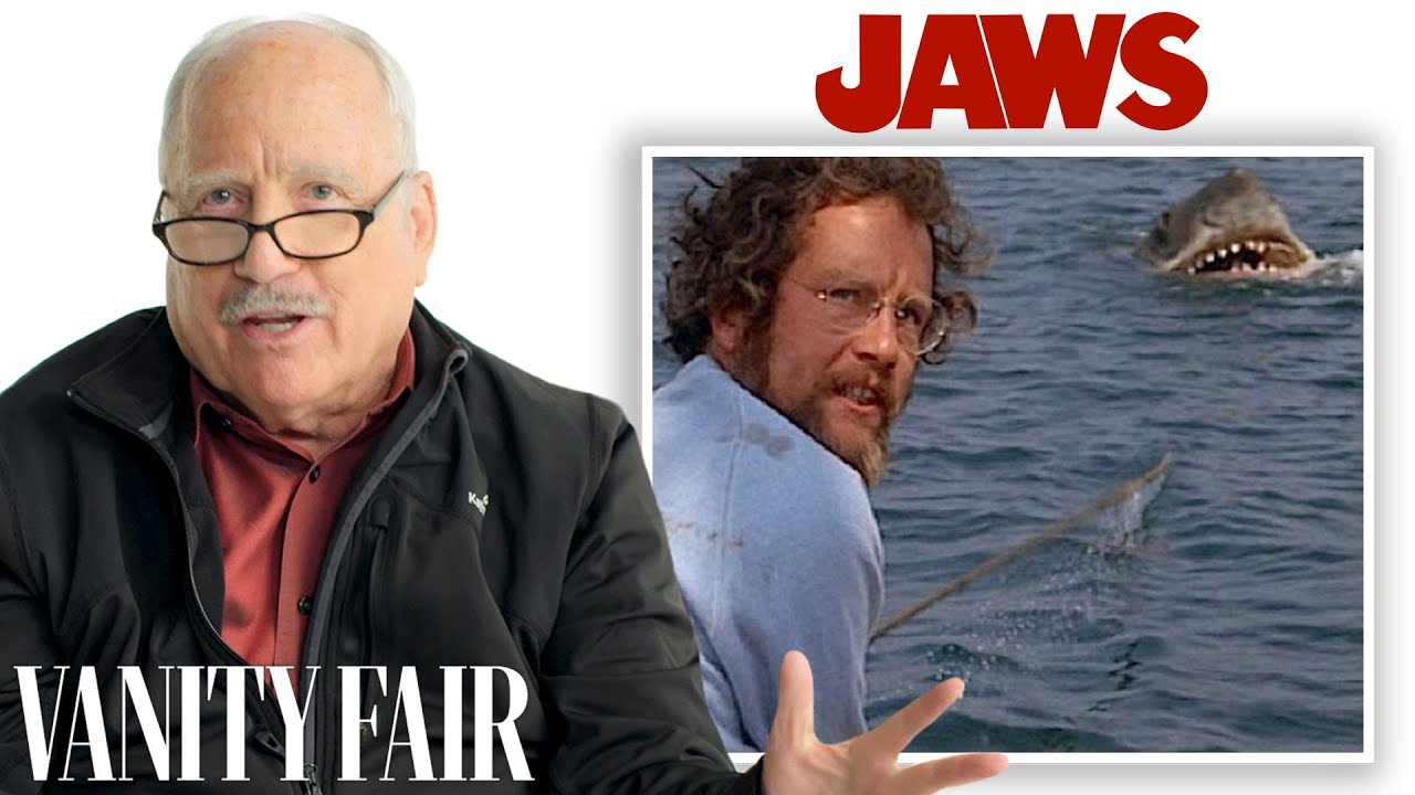 Richard Dreyfuss Breaks Down His Career, from Jaws to The Daughter of the Wolf