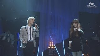 S.M. THE BALLAD Vol.2 Joint Recital '숨소리 (Breath)' by TAEYEON and JONGHYUN (KOR Ver.)