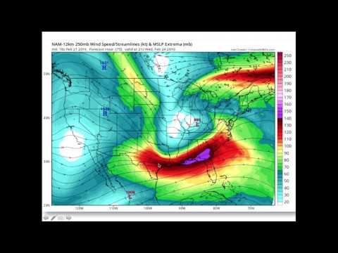 Morning Farm Report Weekly Ag Weather Video Feb 22, 2016