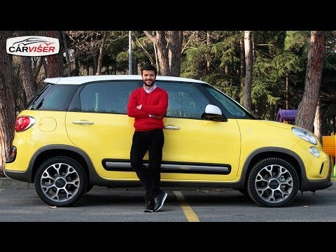 Fiat 500L Test Sr Review English subtitled