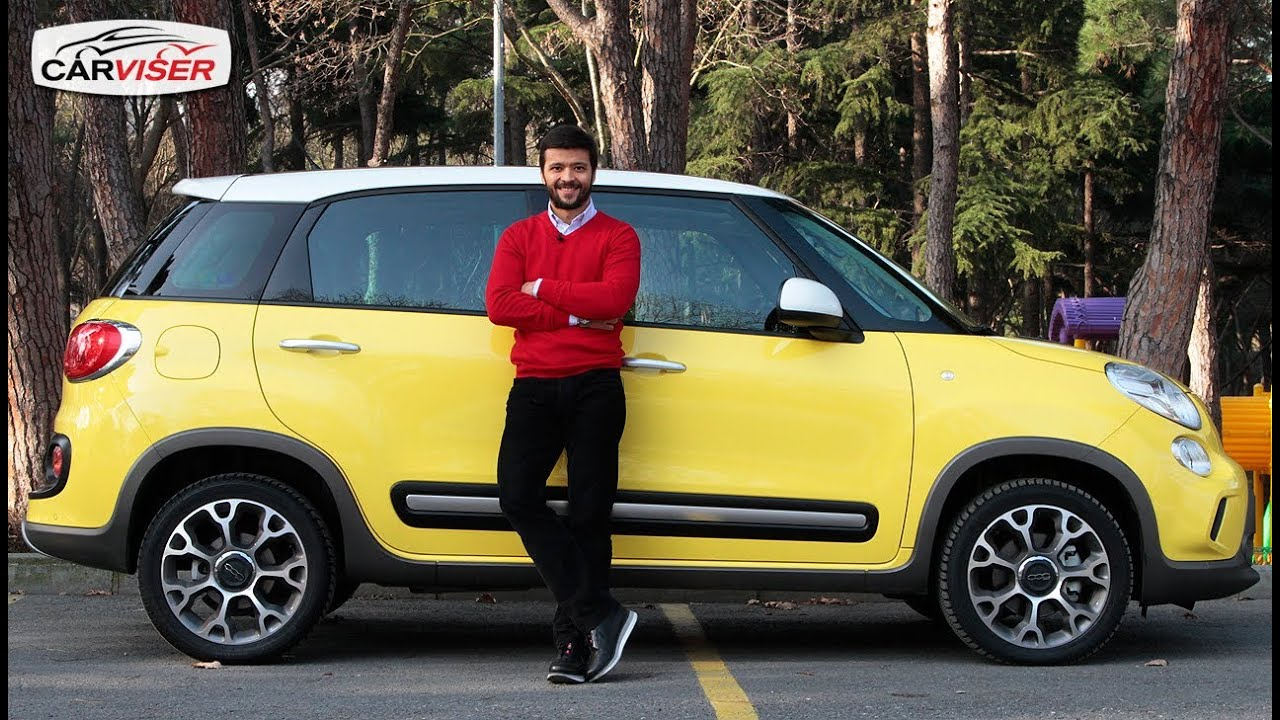 Fiat 500l Test S 252 R 252 ş 252 Review English Subtitled Youtube