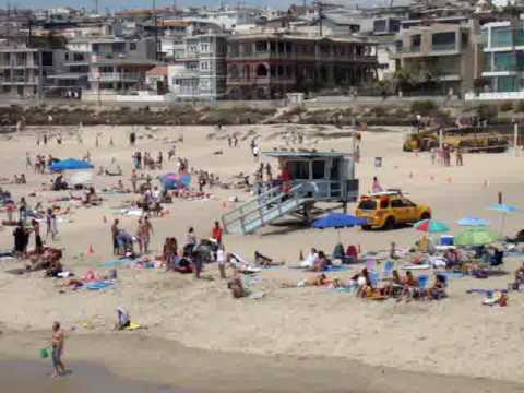 Manhattan Beach California - A Day at Manhattan Beach