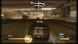 Driver San Francisco: free roam gameplay