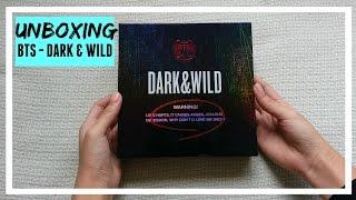 UNBOXING: BANGTAN BOYS - DARK & WILD ALBUM // MLSS