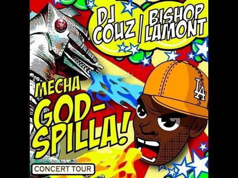 Bishop Lamont - Mecha God-Spilla Japan Tour [Part 1 of 3]