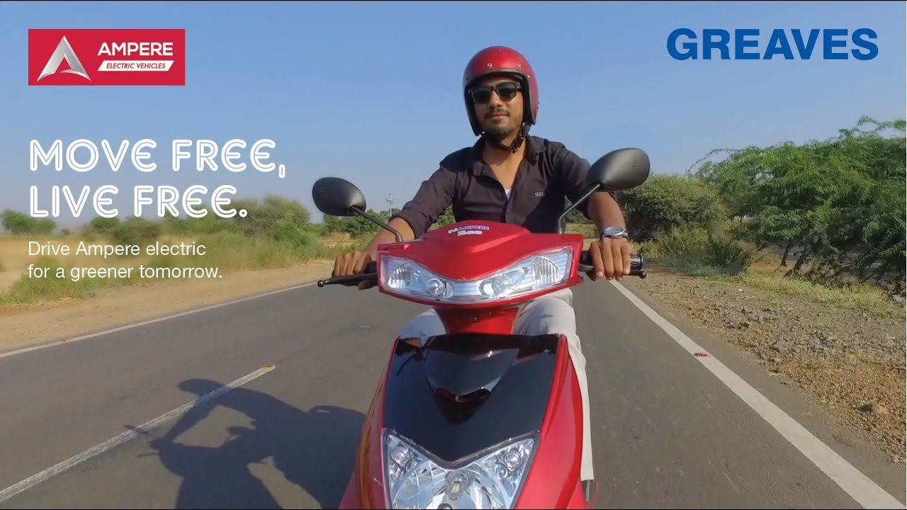 Home | Ampere Vehicle - E-Vehicles - Easy and affordable