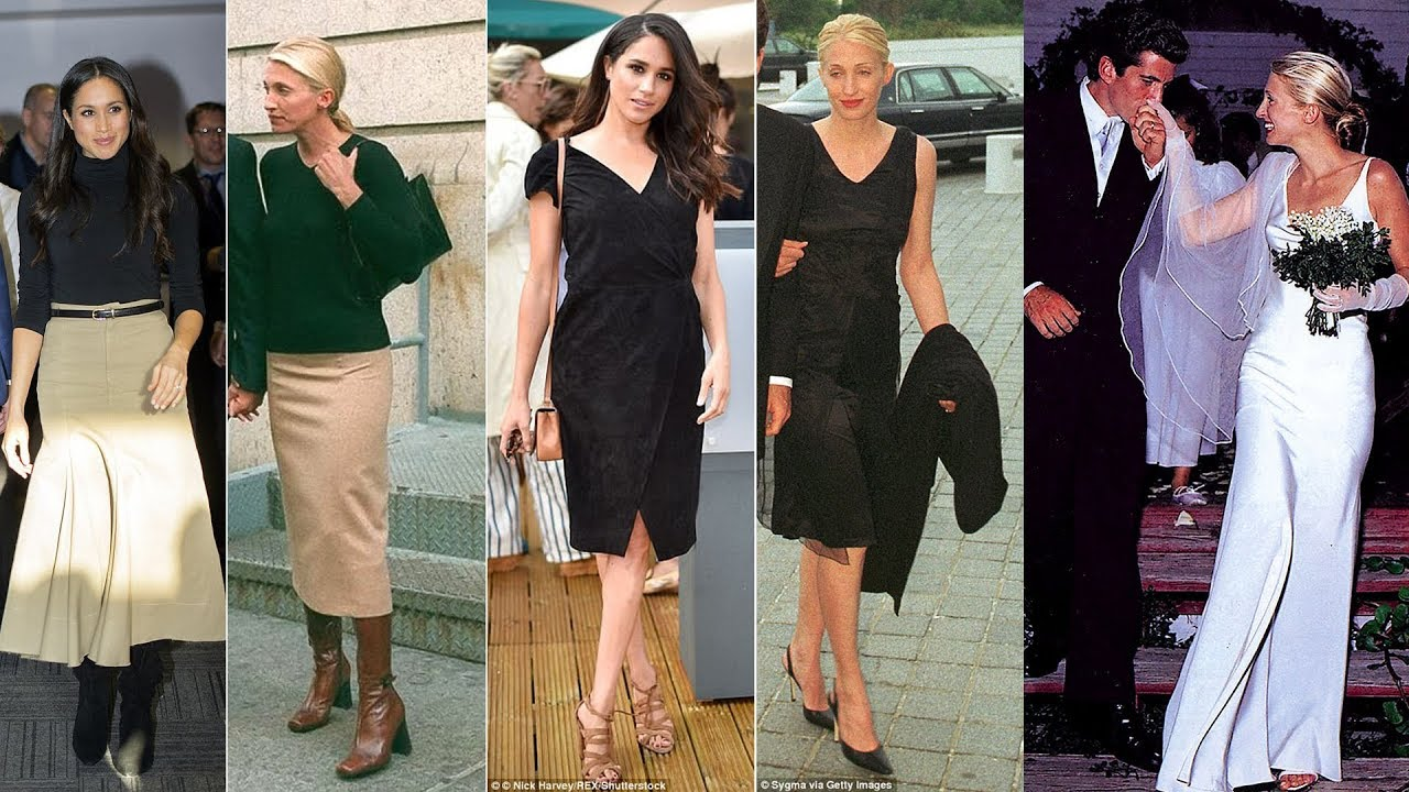 Meghan\'s secret style inspiration? How the actress has been ...