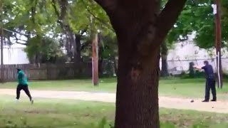 South Carolina Cop Shoots Unarmed Black Man, Walter Scott, In The Back *Unedited Footage*