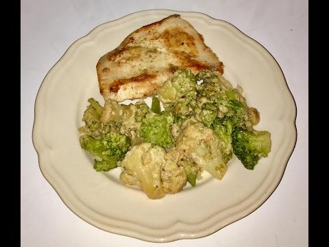 recette-saine-rapide-:-poulet-et-légumes
