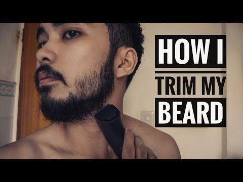 HOW I TRIM MY BEARD | PHILIPS QT4011 BEARD TRIMMER UNBOXING AND REVIEW | RAFAELANTIHERO