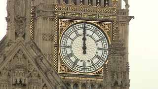 The Big Ben plays It's Everyday Bro for the last time