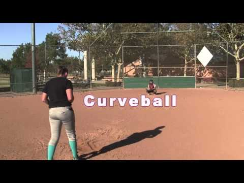 Karlee Jenkins Softball Recruitment Video Pete Knight High School