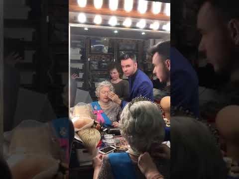 Баба Лиза жжёт