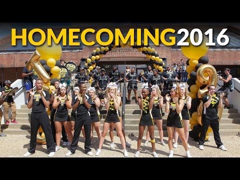 2016 Homecoming Highlights