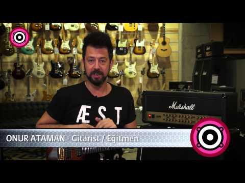 Onur Ataman Ile Gitar Dersleri Başlıyor - Motto Müzik