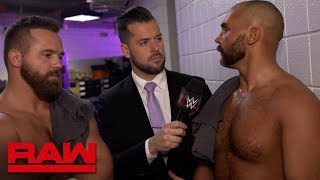 The Revival shrugs off defeat: Raw Exclusive, March 5, 2018