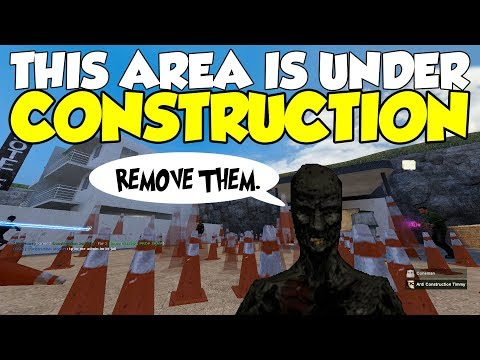 This is a construction area! (Cone Invasion) thumbnail