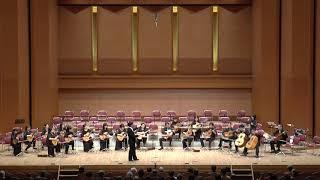 結成20周年記念 第20回 定期演奏会 品川ギターアンサンブル 目黒ギ...