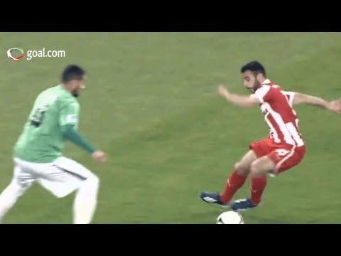 'Greek Messi' great individual goal - Ioannis Fetfatzidis
