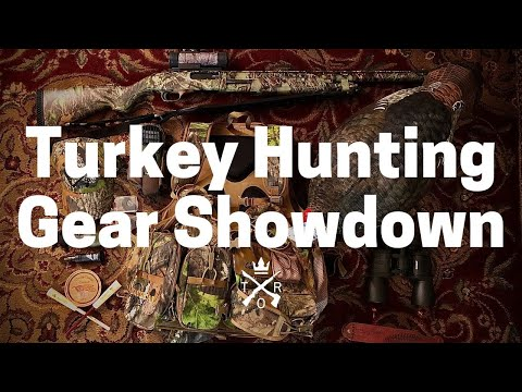 Spring Turkey Hunting Gear Showdown
