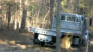 EZ Trac Hydraulic AWD / Swamp Loggers demo