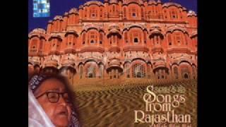 Songs from Rajasthan - Kesariya Balam