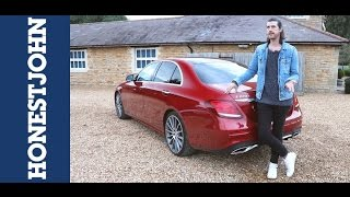 Mercedes-Benz E-Class Review: 10 things you need to know